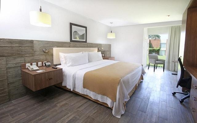 Hotel Holiday Inn Hermosillo, amplias y luminosas habitaciones
