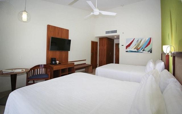 Hotel holiday inn huatulco ofertas de hoteles en huatulco for Habitaciones conectadas hotel