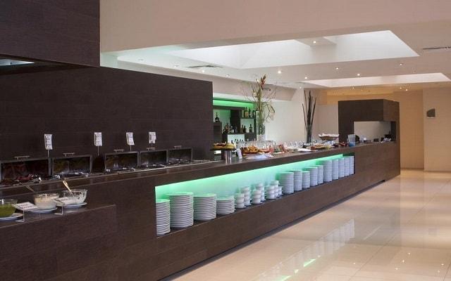 Hotel Holiday Inn México Dalí Aeropuerto, buena propuesta gastronómica