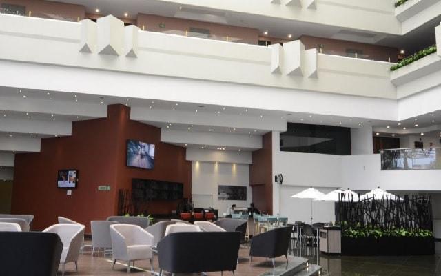 Hotel Holiday Inn México Dalí Aeropuerto, atención personalizada desde el inicio de tu estancia
