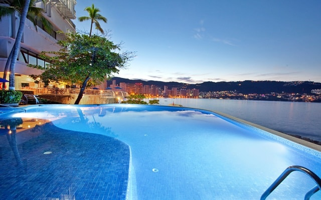 Hotel Holiday Inn Resort Acapulco, atardeceres inolvidables
