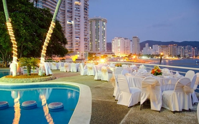 Hotel Holiday Inn Resort Acapulco, tu boda como la imaginaste