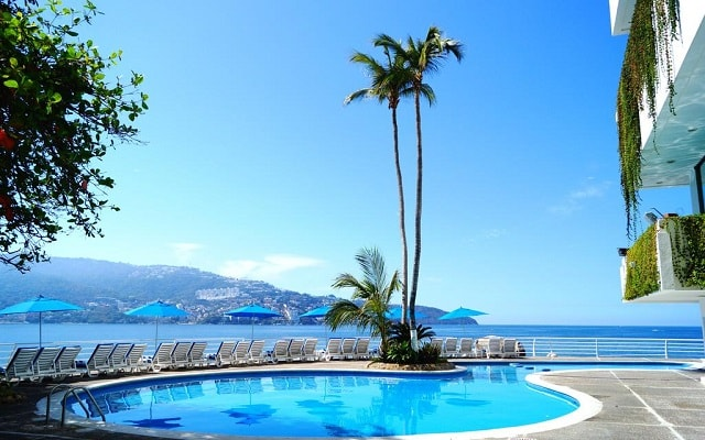 Hotel Holiday Inn Resort Acapulco, confort en cada sitio
