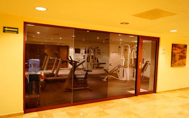 Hotel Holiday Inn Resort Acapulco, gimnasio