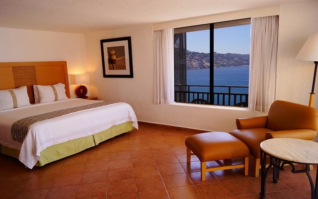 Hotel Holiday Inn Resort Acapulco, habitaciones bien equipadas