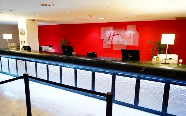 Hotel Holiday Inn Resort Acapulco, atención personalizada desde el inicio de tu estancia