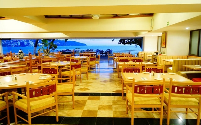 Hotel Holiday Inn Resort Acapulco, lugar agradable para disfrutar tus alimentos