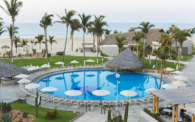 Hotel Holiday Inn Resort Los Cabos All Inclusive, disfruta de su alberca al aire libre