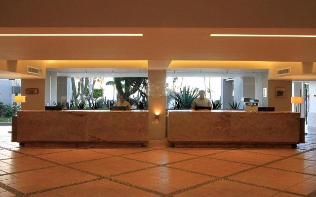 Hotel Holiday Inn Resort Los Cabos All Inclusive, atención personalizada desde el inicio de tu estancia