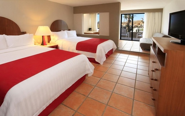 Hotel Holiday Inn Resort Los Cabos All Inclusive, habitaciones bien equipadas