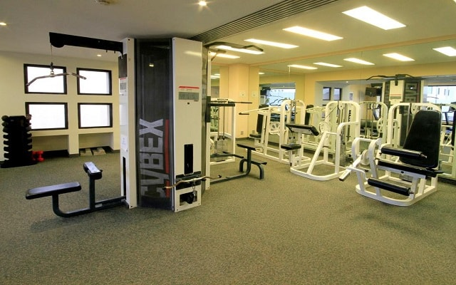 Hotel Holiday Inn Resort Los Cabos All Inclusive, gimnasio