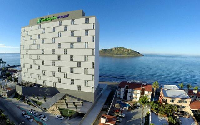 Hotel Holiday Inn Resort Mazatlán en Zona Dorada