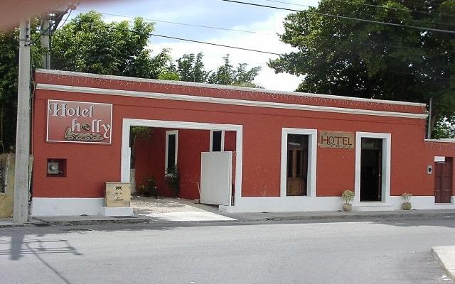 Hotel Holly en Mérida Centro