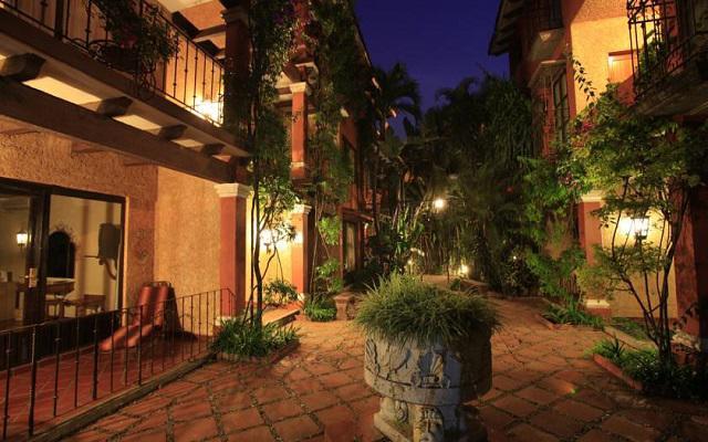 Hostería Las Quintas en Cuernavaca Ciudad