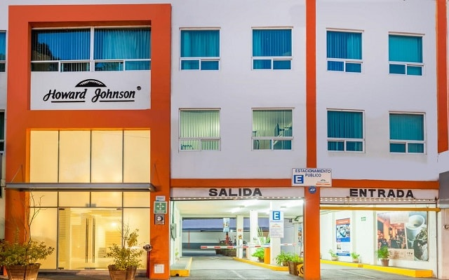 Hotel Howard Johnson Avenida en León
