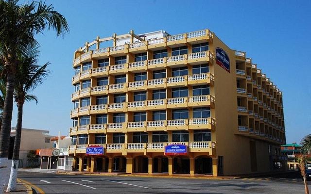 Hotel Howard Johnson Veracruz en Veracruz Puerto