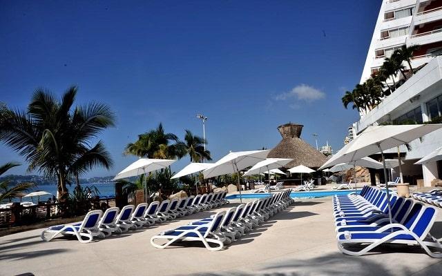Hotel HS HOTSSON Smart Acapulco, amenidades en cada sitio