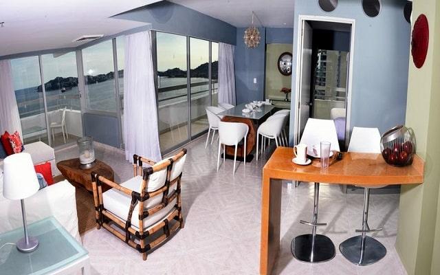 Hotel HS HOTSSON Smart Acapulco, espacios diseñados para tu descanso