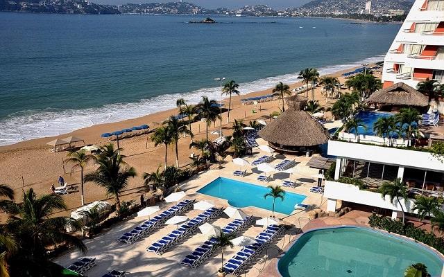 Hotel HS HOTSSON Smart Acapulco, ubicado a pie de playa