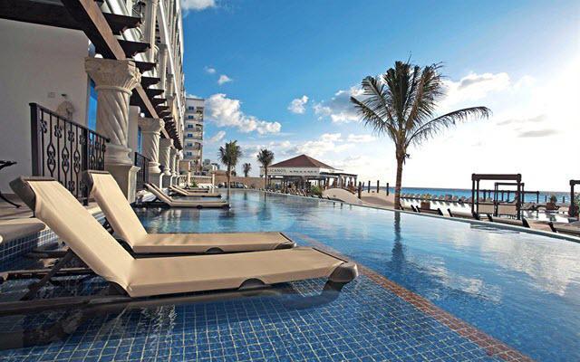 Hotel Hyatt Zilara Cancún, confort en cada sitio