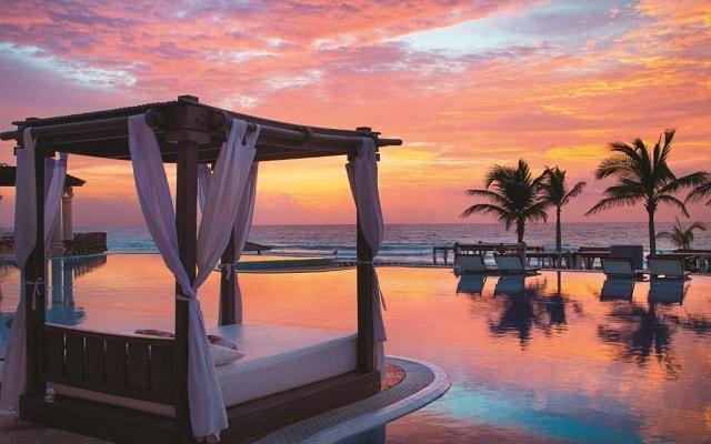 Hotel Hyatt Zilara Cancún, atardeceres inolvidables