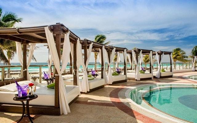 Hotel Hyatt Zilara Cancún, relájate en la comodidad de sus camas bali