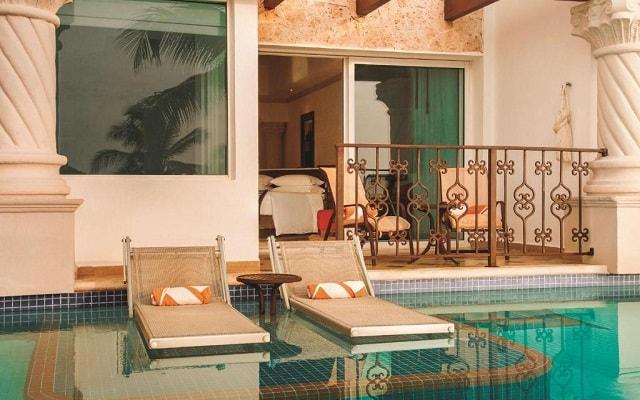 Hotel Hyatt Zilara Cancún, ambientes fascinantes