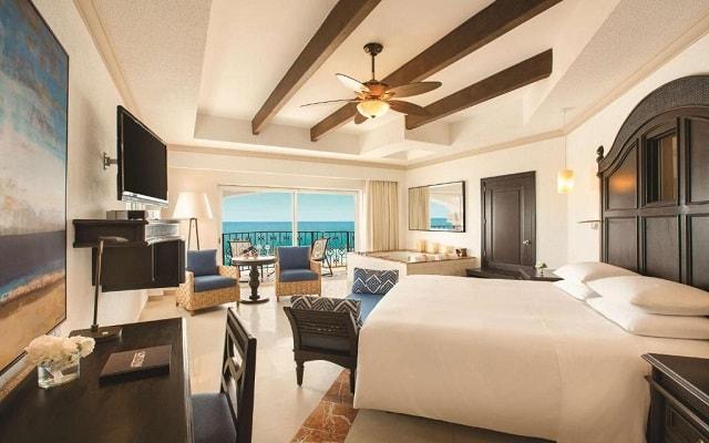 Hotel Hyatt Zilara Cancún, habitaciones bien equipadas