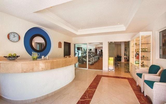 Hotel Hyatt Zilara Cancún, gimnasio