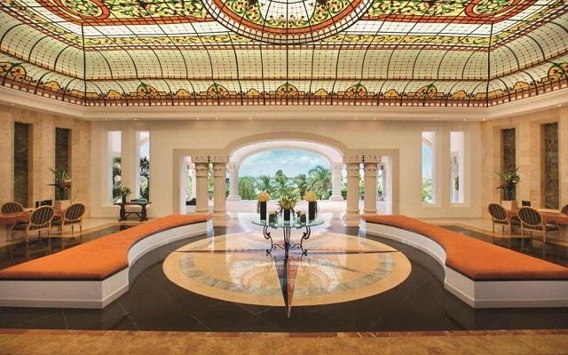 Hotel Hyatt Zilara Cancún, atención personalizada desde el inicio de tu estancia