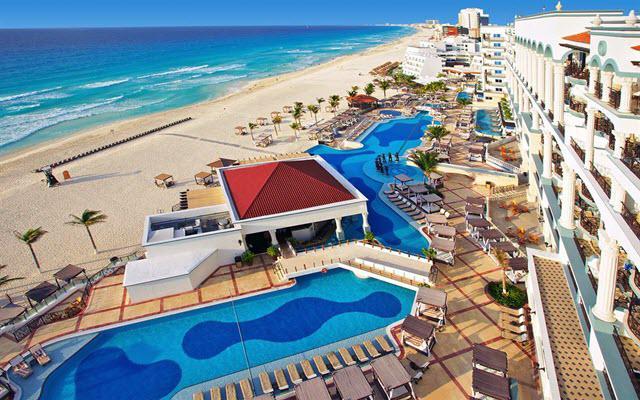 Hotel Hyatt Zilara Cancún, vistas hermosas