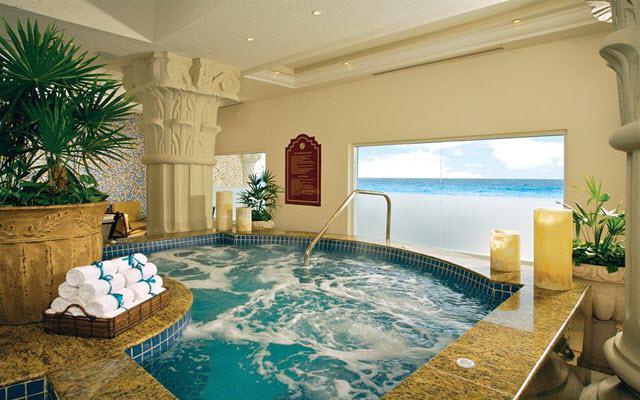 Hotel Hyatt Zilara Cancún, spa con variedad de tratamientos