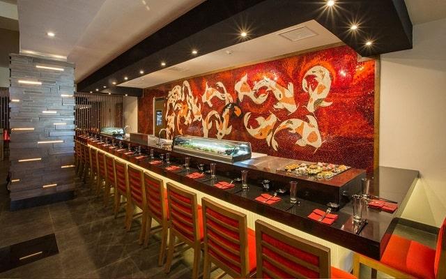 Hotel Hyatt Ziva Los Cabos All Inclusive Experience, relájate en el bar