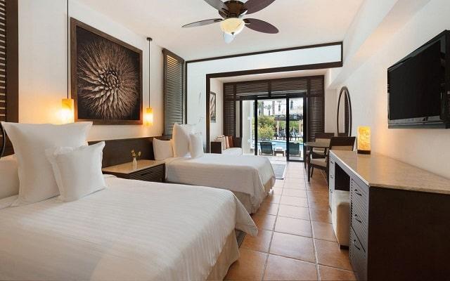 Hotel Hyatt Ziva Los Cabos All Inclusive Experience, habitaciones bien equipadas