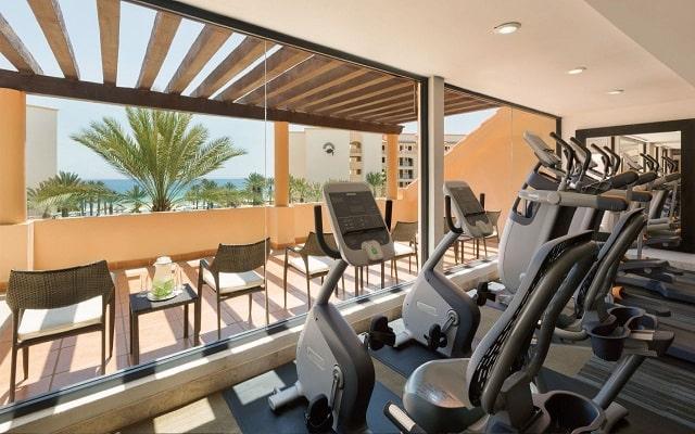 Hotel Hyatt Ziva Los Cabos All Inclusive Experience, gimnasio