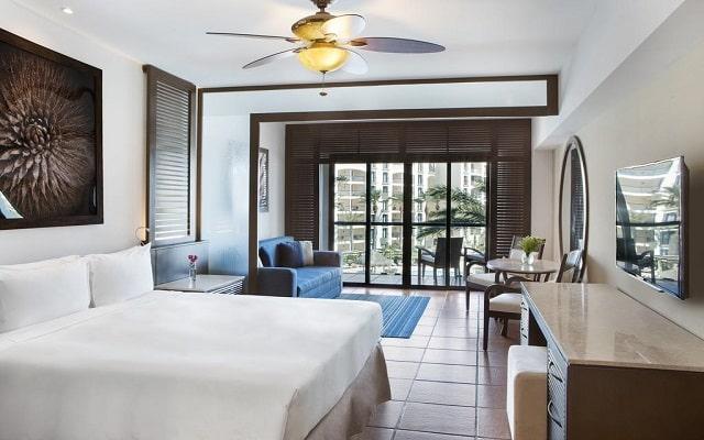 Hotel Hyatt Ziva Los Cabos All Inclusive Experience, espacios diseñados para tu descanso