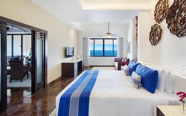 Hotel Hyatt Ziva Los Cabos All Inclusive Experience, habitaciones con todas las amenidades