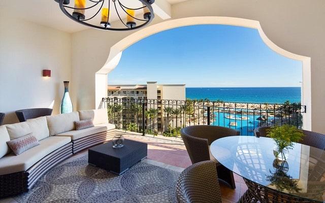Hotel Hyatt Ziva Los Cabos All Inclusive Experience, escenario fascinante