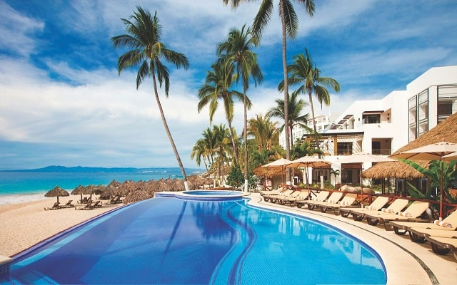 Hotel Hyatt Ziva Puerto Vallarta All Inclusive Resort, disfruta de su alberca al aire libre