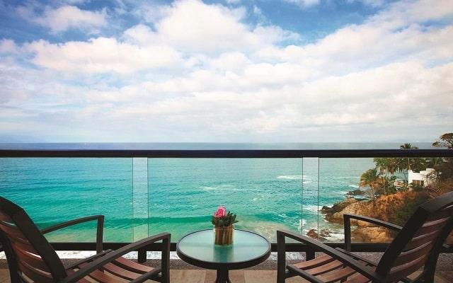 Hotel Hyatt Ziva Puerto Vallarta All Inclusive Resort, vistas hermosas