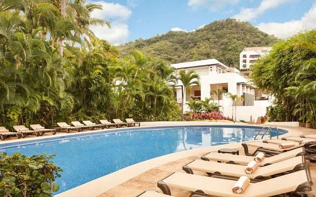 Hotel Hyatt Ziva Puerto Vallarta All Inclusive Resort, ambientes únicos