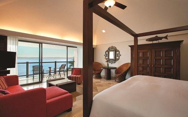 Hotel Hyatt Ziva Puerto Vallarta All Inclusive Resort, habitaciones con todas las amenidades