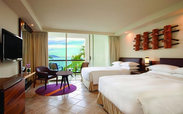 Hotel Hyatt Ziva Puerto Vallarta All Inclusive Resort, amplias y luminosas habitaciones