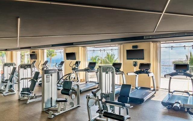 Hotel Hyatt Ziva Puerto Vallarta All Inclusive Resort, gimnasio