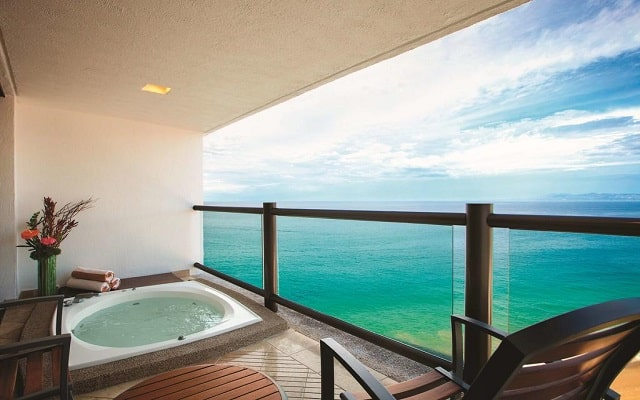 Hotel Hyatt Ziva Puerto Vallarta All Inclusive Resort, espacios diseñados para tu descanso