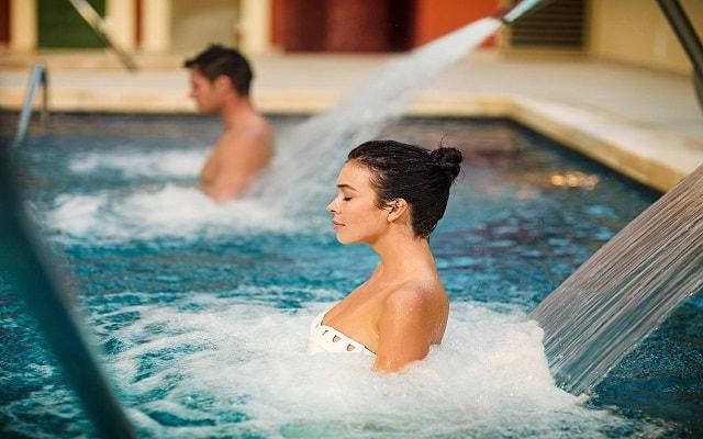 Hotel Iberostar Cancún, acceso sin cargo a área húmedas del spa