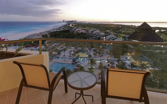 Hotel Iberostar Cancún, hermosas vistas del mar