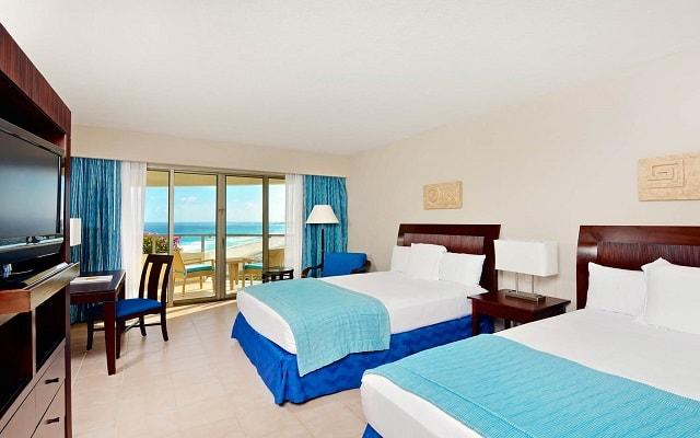 Hotel Iberostar Cancún, cómodas y acogedoras habitaciones