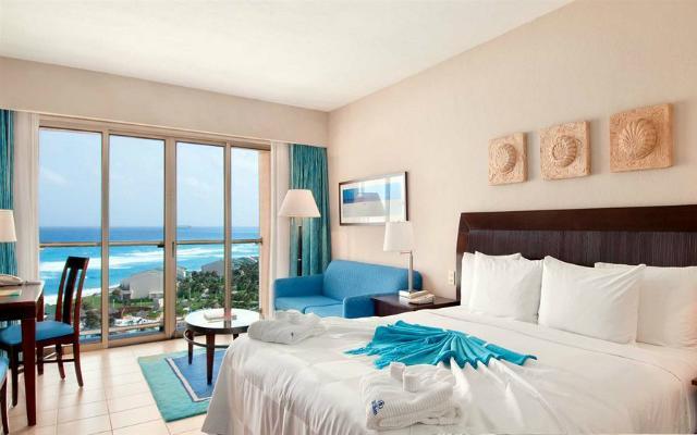 Hotel Iberostar Cancún, amplias y luminosas habitaciones