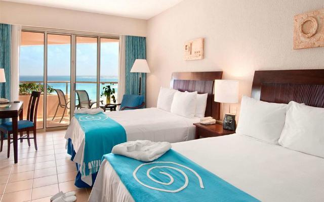 Hotel Iberostar Cancún, habitaciones con todas las amenidades